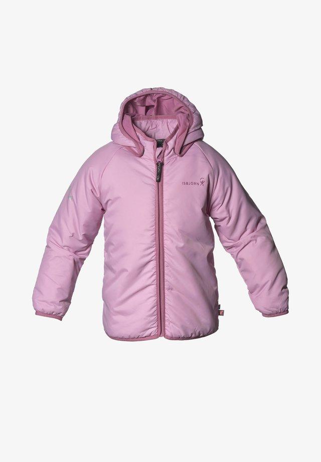 FROST - Light jacket - dusty pink