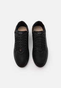 Nubikk - JIRO JADE - Sneakers basse - black raven - 3