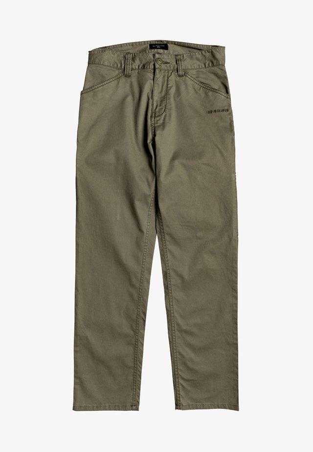 BUNJI BOORIE - Pantalon classique - green