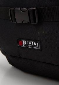 Element - JAYWALKER - Rucksack - all black - 4