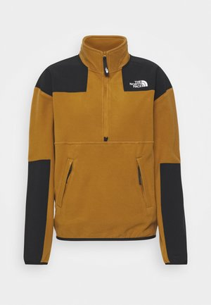 Fleece jumper - timber tan