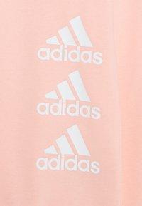 adidas Performance - CREW - Sweater - hazcor/white - 2