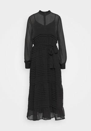 MARIE JAYLA DRESS - Maksimekko - black