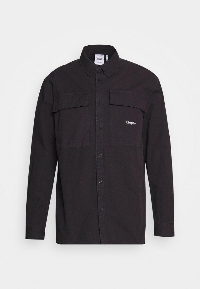 STEEZY - Shirt - black