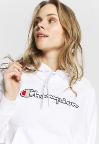 Champion Rochester - HOODED - Hoodie - white - 3