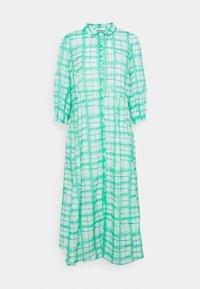 iBlues - AUSTRIA 2-IN-1 - Maxi šaty - acquamarina - 0
