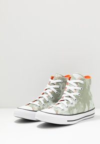 Converse - CHUCK TAYLOR ALL STAR - Baskets montantes - street sage/white/black - 2