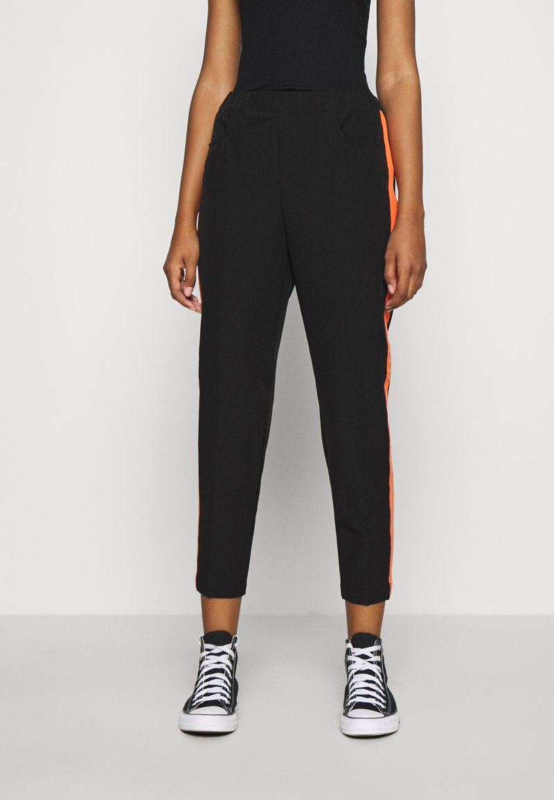 G-Star - D-STAQ SP HIGH PULL ON - Kalhoty - black