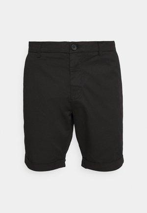 CHUCK REGULAR - Shorts - black jet