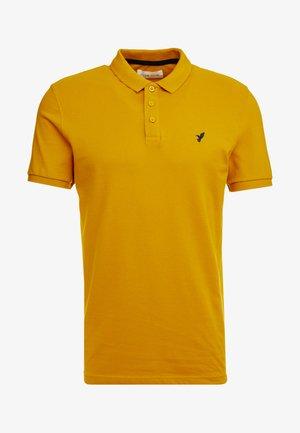 Koszulka polo - mustard