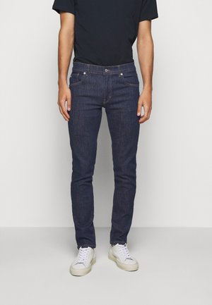 JAY ACTIVE RAW - Slim fit jeans - dark blue