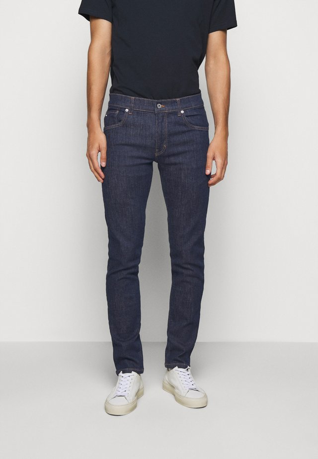 JAY ACTIVE RAW - Jean slim - dark blue
