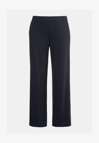 MARLENE - Trousers - marine