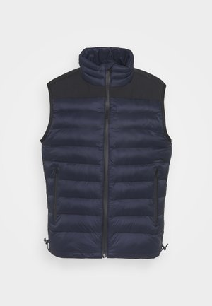 BALTINO - Bodywarmer - dark blue