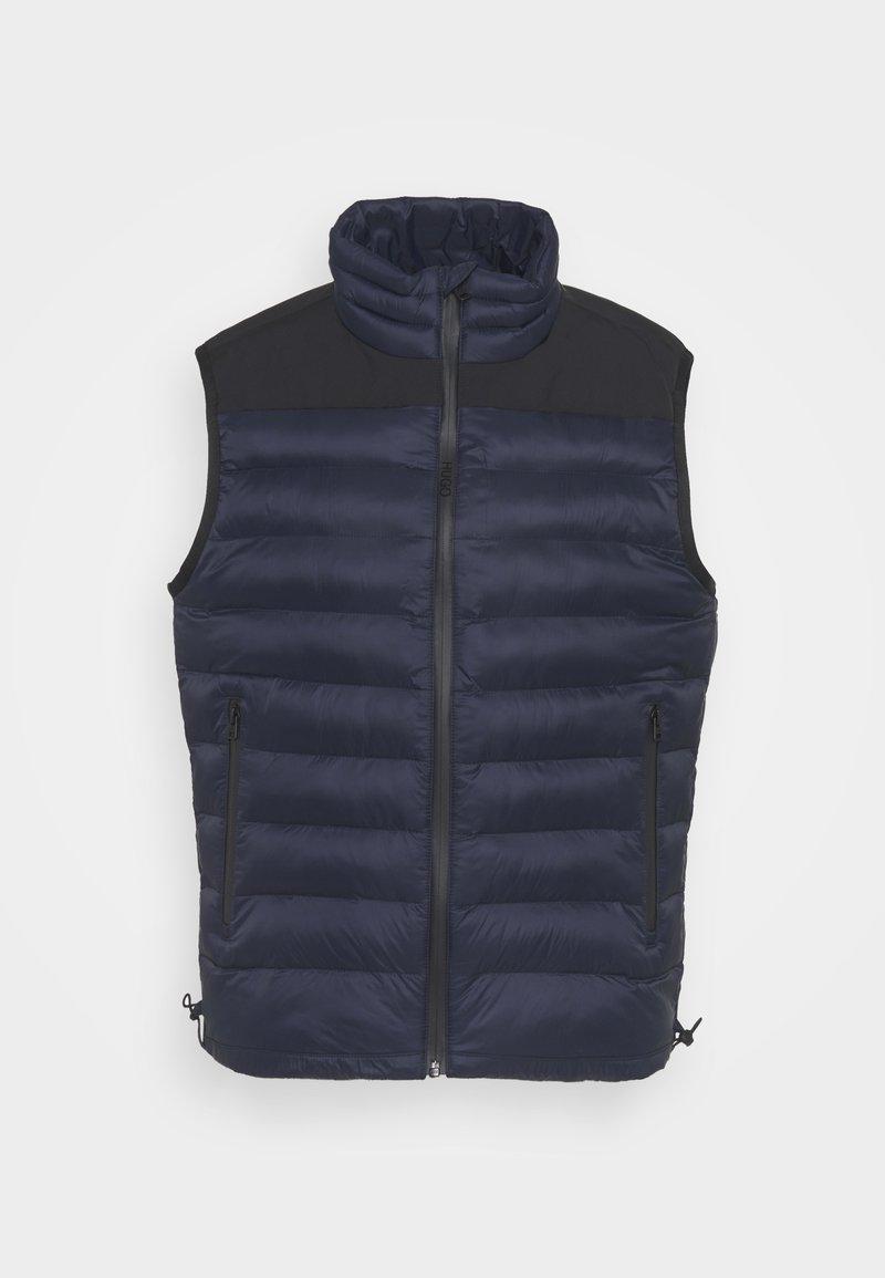 HUGO - BALTINO - Waistcoat - dark blue