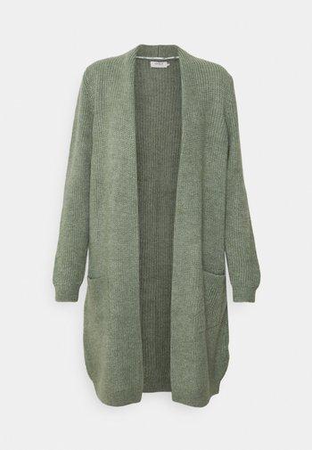 ONLJADE  - Chaqueta de punto - granite green