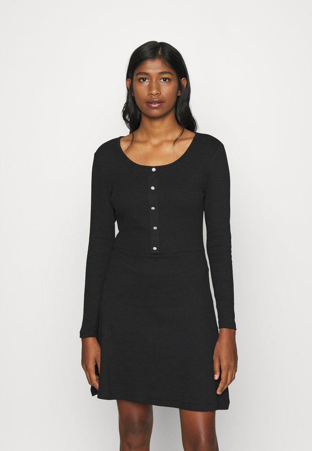 ONLNIMB LIFE JEWEL DRESS - Vestito estivo - black