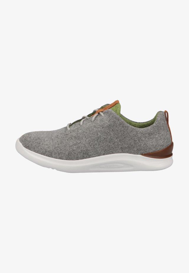 Sneakers laag - graphit