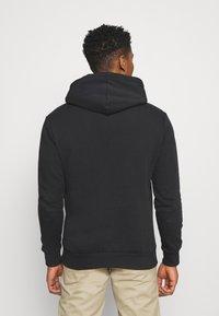 Dickies - CENTRAL HOODIE - Sweatshirt - black - 2