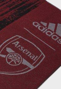 adidas Performance - ARSENAL FC COTTON TOWEL - Håndkle - black - 2