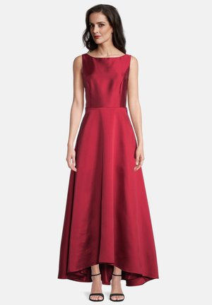 Cocktail dress / Party dress - jewel red