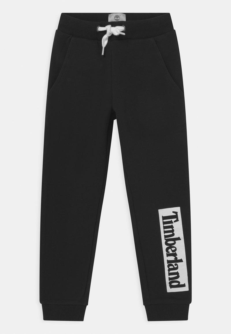 Timberland - Teplákové kalhoty - black