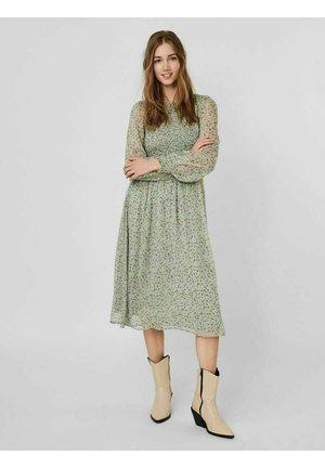 Day dress - desert sage