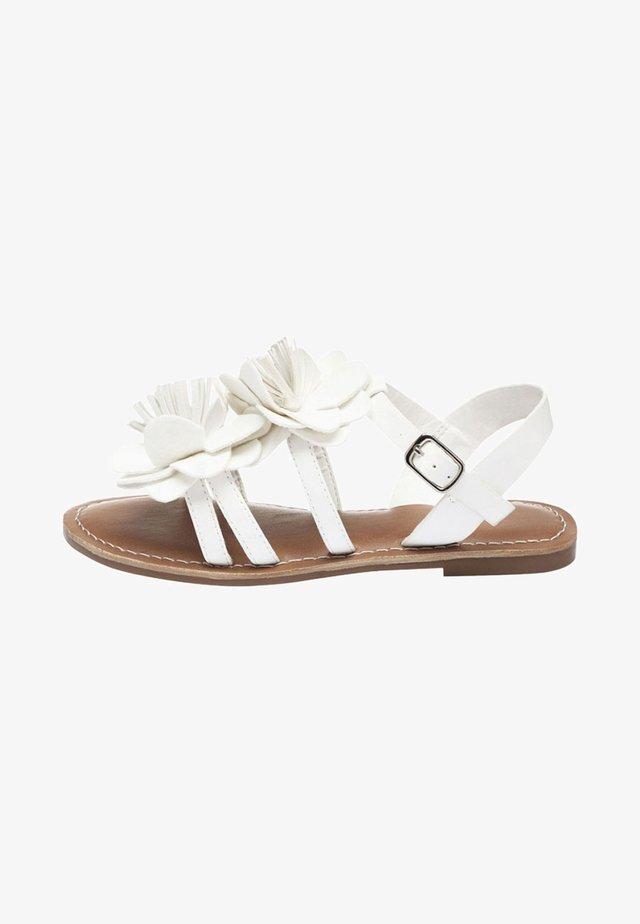 Sandali - white