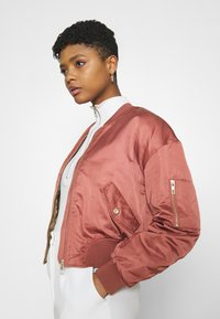 ONLY - SPRING  - Bomber Jacket - withered rose - 3