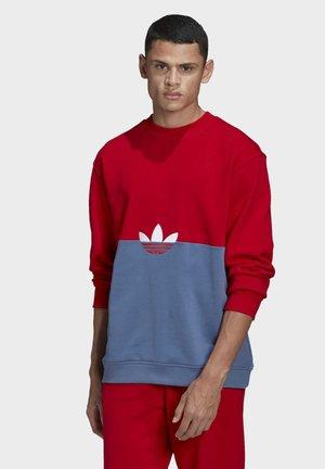SLICE TRF CREW - Sweatshirt - blue