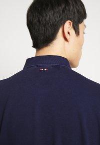 Napapijri - ELBAS - Poloshirt - medieval blue - 5