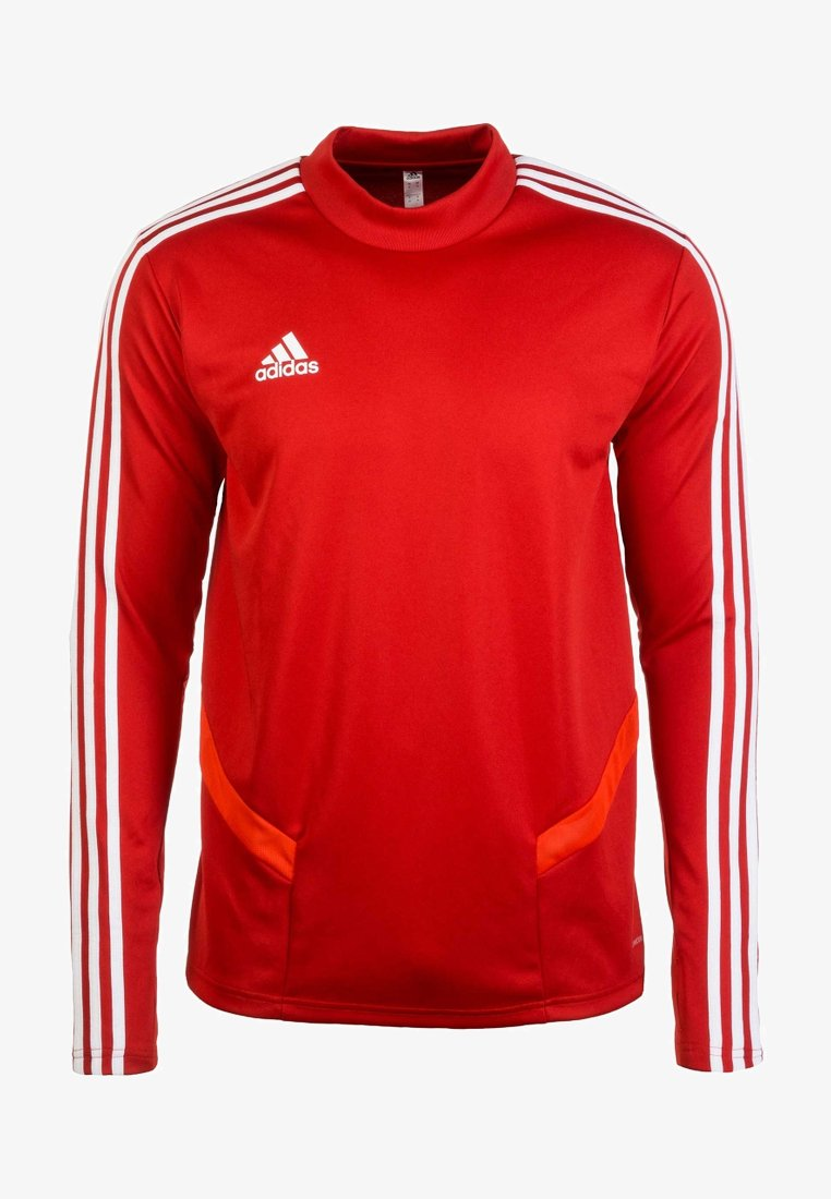 adidas Performance - TIRO 19 TRAINING TOP - Sweatshirt - red