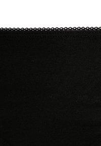 Sanetta - 2 PACK - Kalhotky - super black - 2