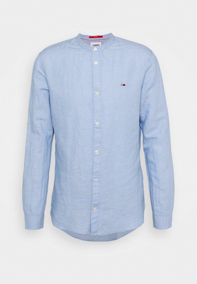 Tommy Jeans - MAO BLEND - Skjorta - blue