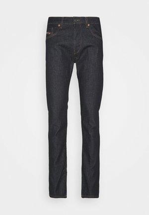 Jeans straight leg - rinsend denim