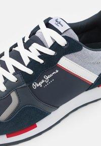 Pepe Jeans - CROSS 4 TECH - Sneakers - navy - 5