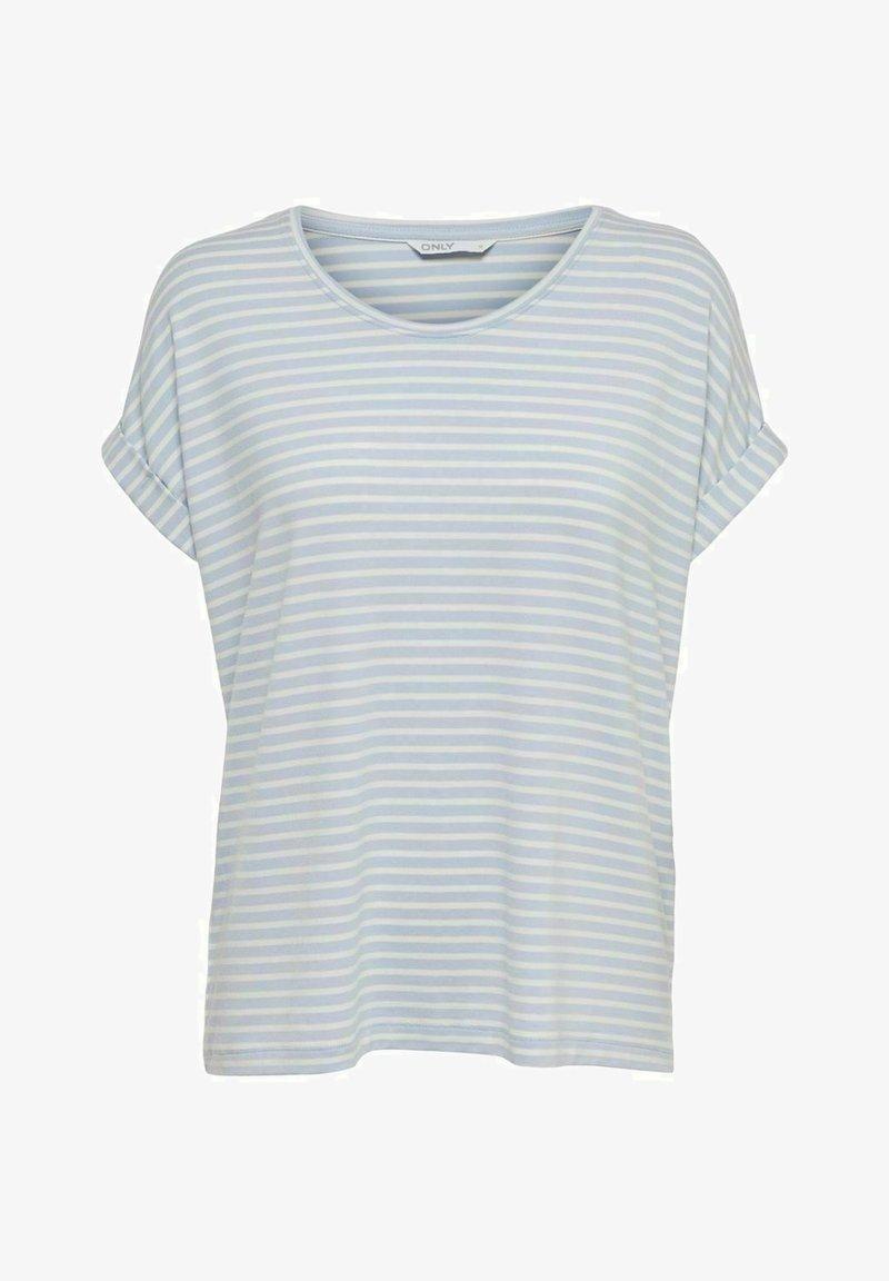 ONLY - Print T-shirt - halogen blue