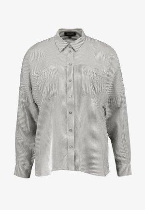 BLOUSE SLEEVE - Skjorte - offwhite