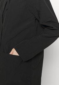 Didriksons - VENDELA COAT - Classic coat - black - 3