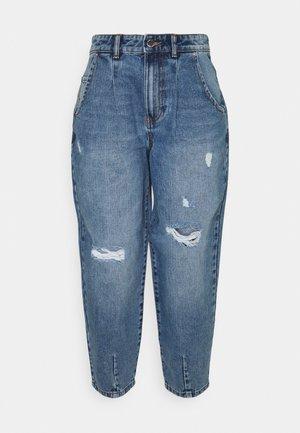 ONYVERNA BALLOON  - Relaxed fit jeans - medium blue denim