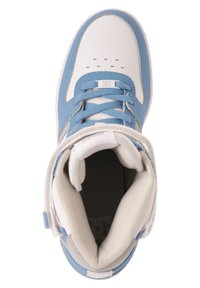 DC Shoes - High-top trainers - white/lt blue - 3