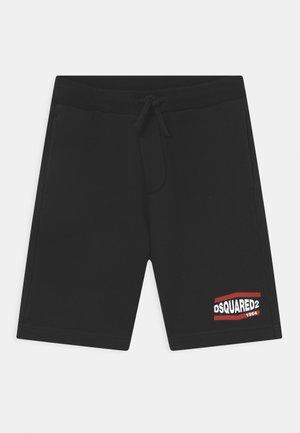 PANTS UNISEX - Shorts - black