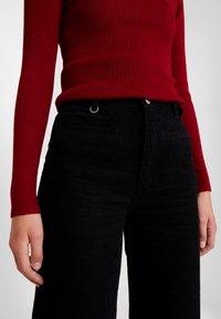 Neuw - MAGAZINE PANT - Trousers - black - 5