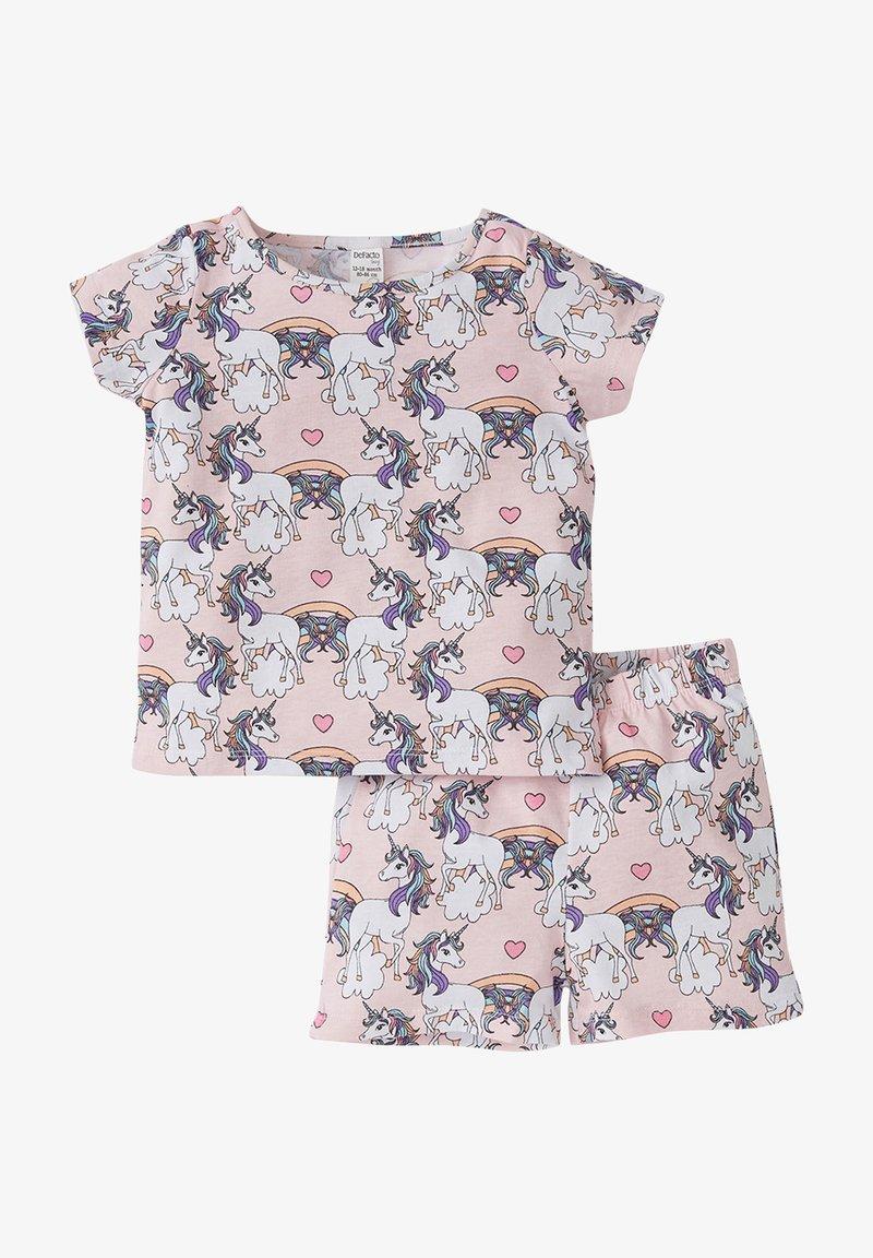 DeFacto - SET - Pyjama set - pink