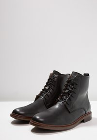Shoe The Bear - NED - Lace-up ankle boots - black - 2