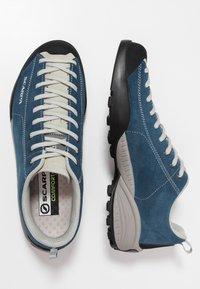 Scarpa - MOJITO UNISEX - Hiking shoes - ocean - 1