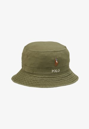 Hat - army olive