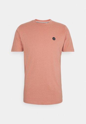 AKROD - Basic T-shirt - old rose