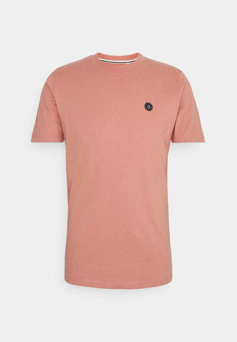 Anerkjendt - AKROD - Basic T-shirt - old rose