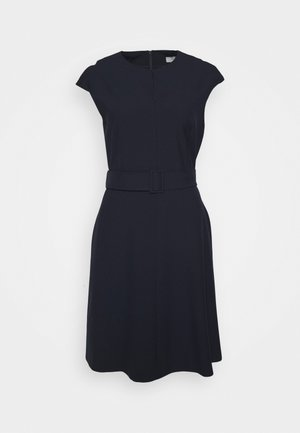 TORINO - Day dress - blu notte